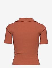 Gina Tricot - Klara top - t-shirts - chutney (2250) - 1