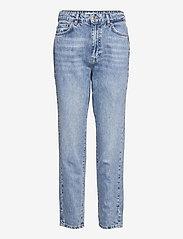 Dagny mom jeans - OCEAN BLUE (5036)