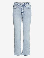 Ylva kick flare jeans - SKY BLUE