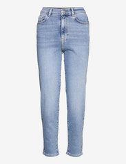 Comfy mom jeans - SKY BLUE