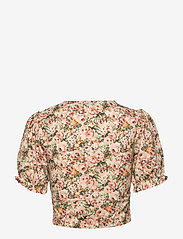 Gina Tricot - Kathy top - crop tops - rust rose (3941) - 1