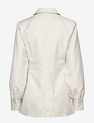 Gina Tricot - Sally blazer - bleiserit - white (1000) - 1