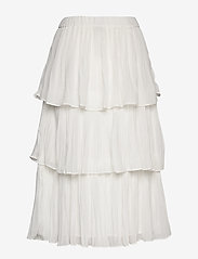 Gina Tricot - Dolly pleated skirt - midi - offwhite - 1