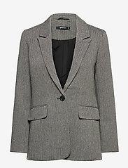 Gina Tricot - Lisa blazer - getailleerde blazers - fishbone (9100) - 0
