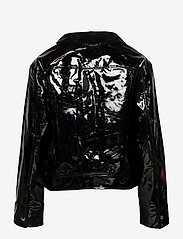 Gina Tricot - Rut trucker jacket - skinnjackor - black (9000) - 2