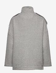 Gina Tricot - Lollo jacket - wool jackets - lt grey - 2