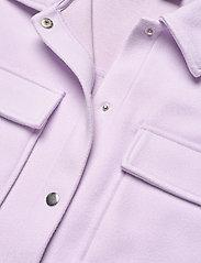 Gina Tricot - Majken jacket - lichte jassen - orchid petal (4330) - 2