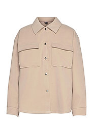 Majken jacket - OXFORD TAN (7168)