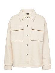 Majken jacket - WHITECAP GRAY (1303)