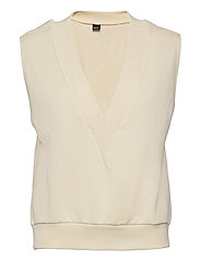 Love vest - CLOUD CREAM (1601)