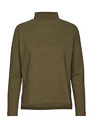 Rory sweater - DEEP LICHEN