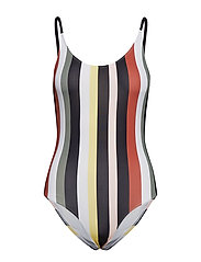 Diana swimsuit - MULTISTRIPE