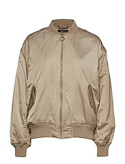 Nicole bomber jacket - BEIGE