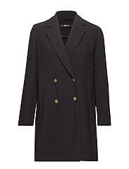 Nadja Coat - BLACK