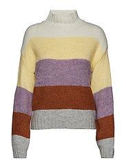 Sandra knitted sweater - MULTI STRIPE