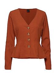 Hanneli button blouse - SIERRA