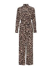 Cat jumpsuit - LEO/AOP