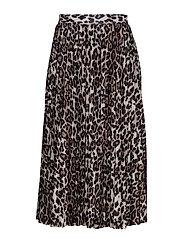 Eva pleated skirt - LEO