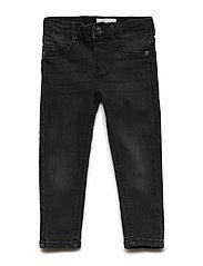 Mini molly jeans - BLACK/GREY