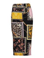 Dilan skirt - PINK SCARF