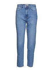 Mom original jeans - MID BLUE F