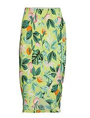 Lovisa wrap skirt - FRUITY TROPICS