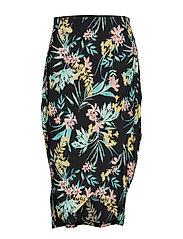 Lovisa wrap skirt - VACAY TROPIC