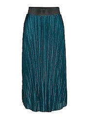 Lydia pleated skirt - GREEN GLOW
