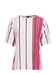 LYDI TOP - SUMMER STRIPE