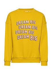 Mini sweatshirt - SULPHUR/DREAM