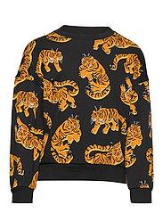 Mini sweatshirt - WILD TIGER AOP