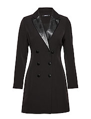 Sanna blazer dress - BLACK