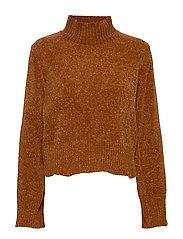 Eva knitted sweater - SUGAR ALMOND