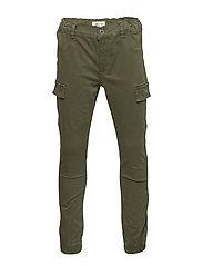 Mini cargo trousers - CARGO GREEN