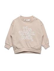 Mini baby sweater - BEIGE/TEAM (7025)