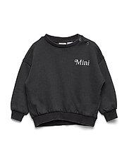 Mini baby sweater - BLACK/MINI (9068)