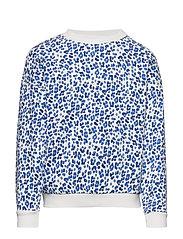 Mini sweater - LEO BLUE (5533)