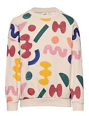 Mini sweater - SHAPES (7152)