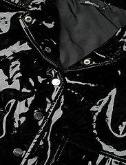 Gina Tricot - Rut trucker jacket - skinnjackor - black (9000) - 3
