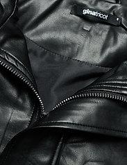 Gina Tricot - Hope pu jacket - skinnjakker - black (9000) - 3