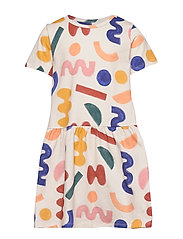 Mini bell dress - SHAPES (7152)