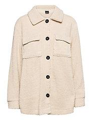 Edina jacket - OYSTER GRAY (7035)