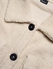 Gina Tricot - Edina jacket - fleecetøj - oyster gray (7035) - 2
