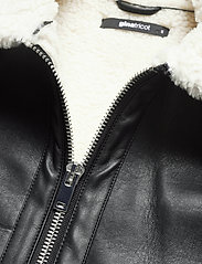Gina Tricot - Amanda trucker jacket - skinnjakker - black (9000) - 2