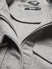 Gina Tricot - Lollo jacket - wool jackets - lt grey - 3