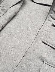 Gina Tricot - Lollo jacket - wool jackets - lt grey - 5