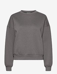 Basic sweater - sweatshirts - granite gray (8382)