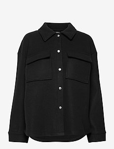 Majken jacket - tunna jackor - black (9000)