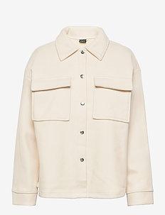 Majken jacket - tunna jackor - whitecap gray (1303)