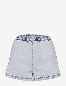 Easy denim shorts - denimshorts - lt blue